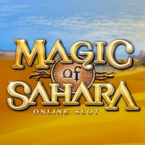 Slot aparat Magic of Sahara